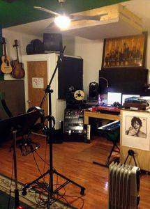 studio SE corner